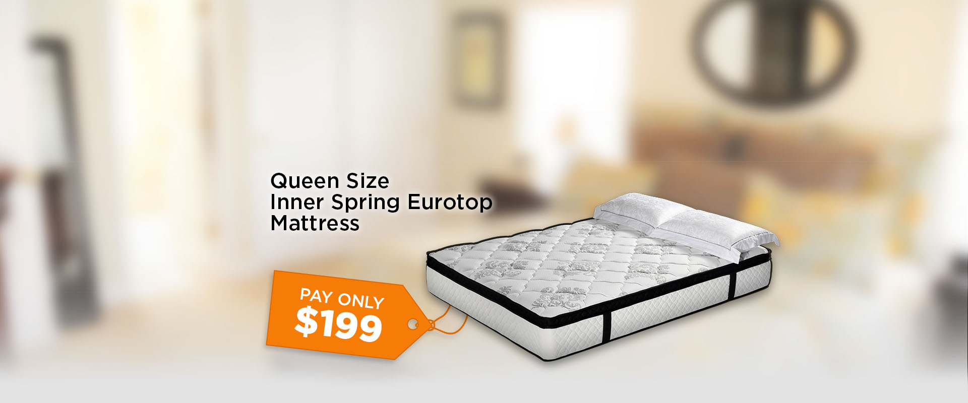 Slide-queen-size-inner-spring-eurotop-mattress