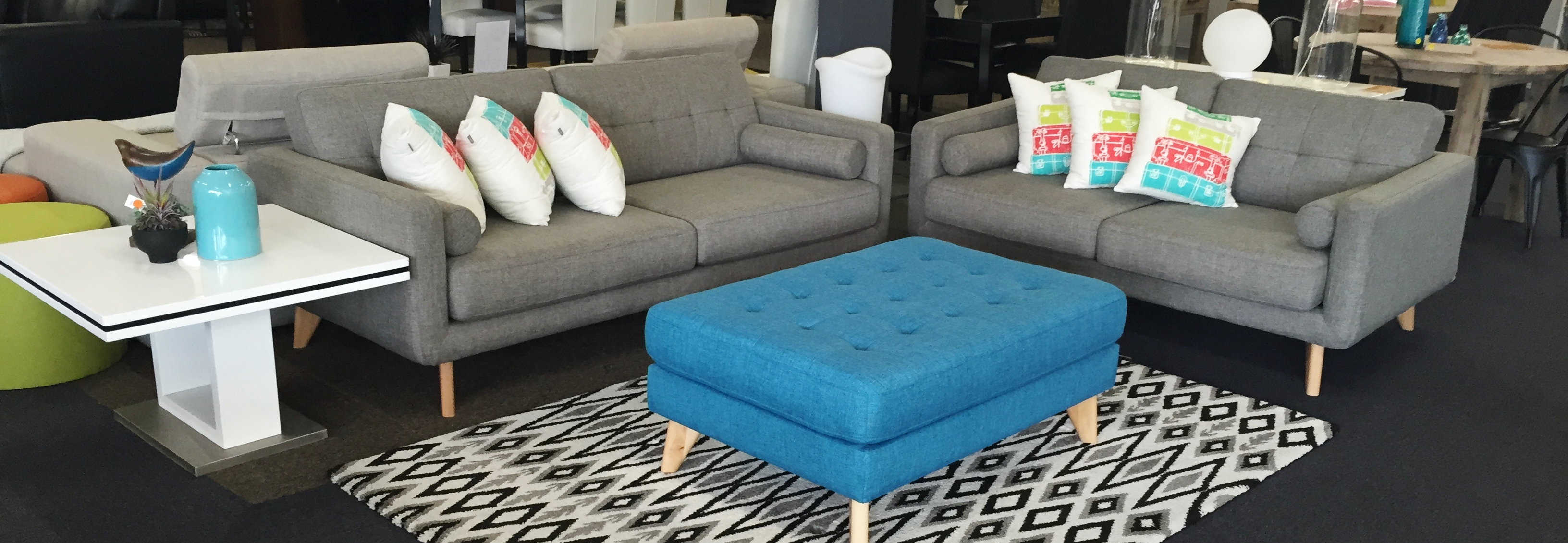 Ventura Lounge Suite Ottoman Hagglehuge Online Furniture Store